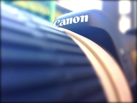 カメラ キャノン7Dの写真